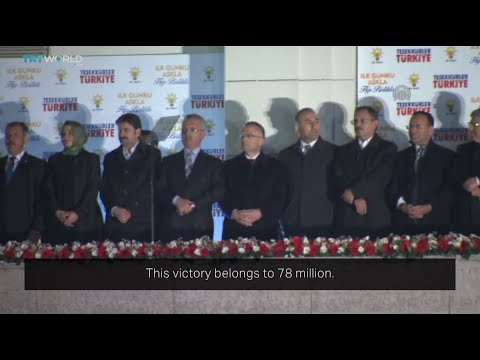 TRT World - World in Focus: AK Party's Decisive Victory