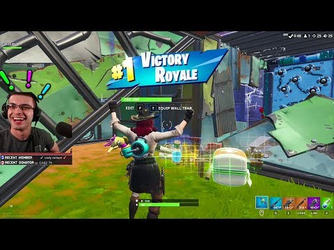 When you play Solo vs Squads and drop a 25 bomb...