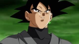 Vegeta Vs Black Goku [English Dub]