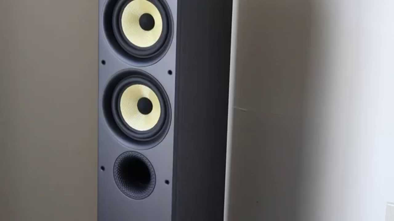 Bowers And Wilkins Speakers >> Spanish Harlem on B&W 684 S2 - Audiophile - YouTube