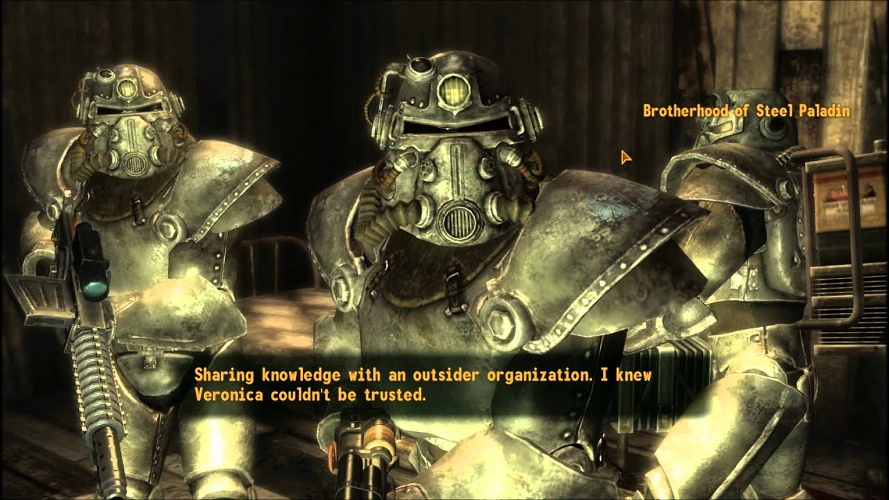 Fallout New Vegas I Could Make You Care Part 4 Of Veronicas Anguish