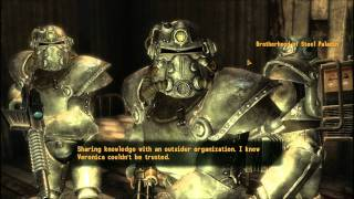 Fallout New Vegas I Could Make You Care part 4 of 4 Veronica