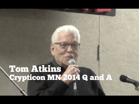 Tom Atkins Q and A Panel at Crypticon MN 2014