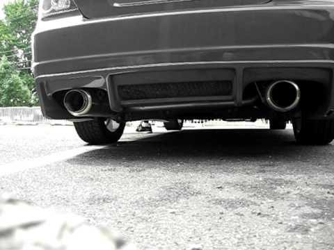 My Honda Civic Exhaust