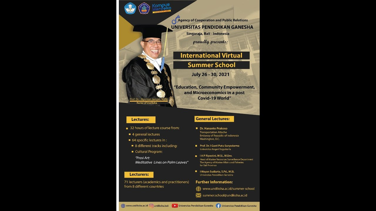 International Virtual Summer School 2021 Day 2
