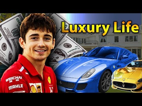 Charles Leclerc Luxury Lifestyle | Bio, Family, Net Worth, Earning, House, Cars