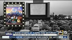 Drive-in movies return to Scottsdale