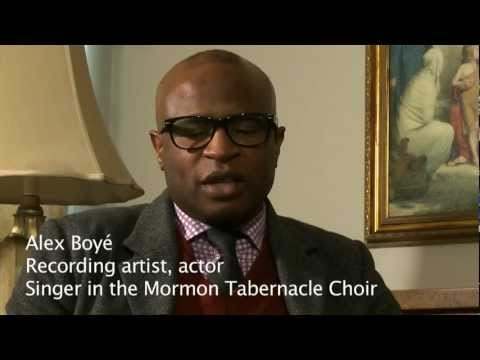 Alex Boye - How the Book of Mormon Saved my Life