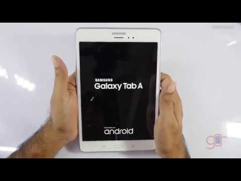 Samsung Galaxy Tab A   8 4G Tablet Unboxing & Overview