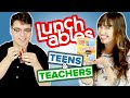 Teens and Teachers Rate Lunchables