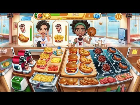 Super Fun Cooking Chefs || Crazy Restaurant Games || Android IOS Gameplay