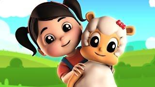 mary had a little lamb | nursery rhymes | baby rhymes | kids songs by Farmees