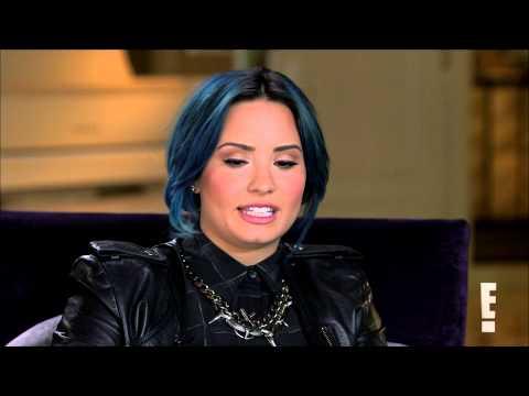 Giuliana Rancic Beyond Candid—Demi Lovato Talks Pot Smoking With Joe Jonas