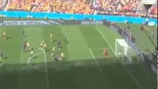 Австралия   Нидерланды Голландия 2 2 Футбол(ЧМ 2014!!! FIFA World Cup 2014!!! Лучшие спортивные ролики. Видео, собрано со всего рунета. Подписывайся на наш канал..., 2014-06-21T19:45:21.000Z)