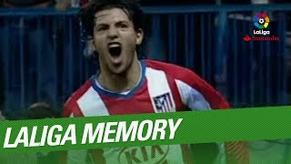 LaLiga Memory: Kun Agüero Best Goals and Skills