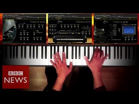 Is this most realistic sounding piano synthesiser? Click - BBC News