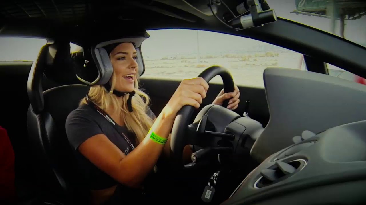 Exotics Racing Las Vegas The Supercar Driving Experience Youtube