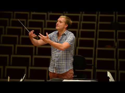 EUYO | Chief Conductor Vasily Petrenko | Grafenegg 2017