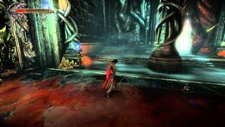 Castlevania Lords Of Shadow 2 GTX 780 SLI Max Settings