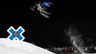 Snow Bike Best Trick: FULL BROADCAST | X Games Aspen 2018