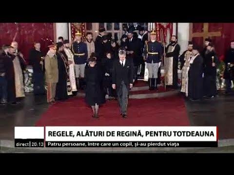 Membrii Familiei Regale au părăsit necropola de la Curtea de Argeș