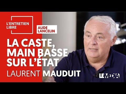 LA CASTE, MAIN BASSE SUR L'ÉTAT - LAURENT MAUDUIT