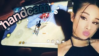 Hand cam for the first time for an Arab girlهاند كام لفتاة عربية