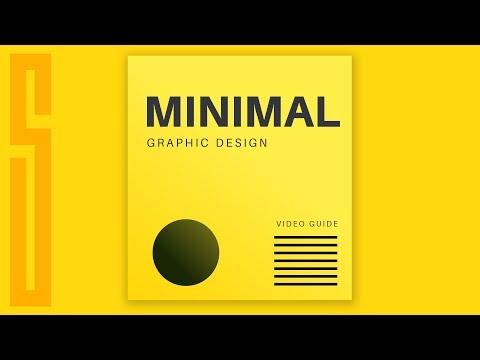 5 GOLDEN Rules Of MINIMAL Graphic Design *Pro-Tips*