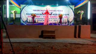 Puisi Maulid Nabi Muhammad SAW