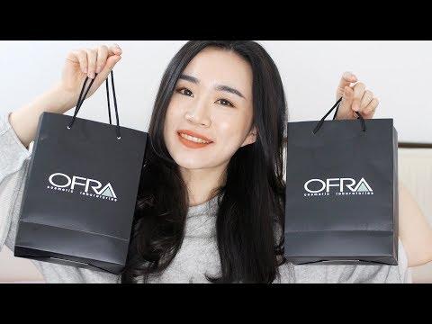 試色心得║OFRA來台灣了~17樣產品試色、心得!