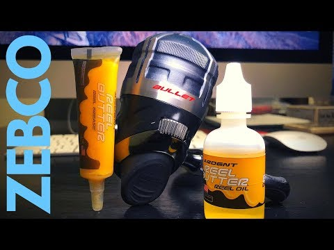 ZEBCO BULLET: Cleaning A Spincast Reel