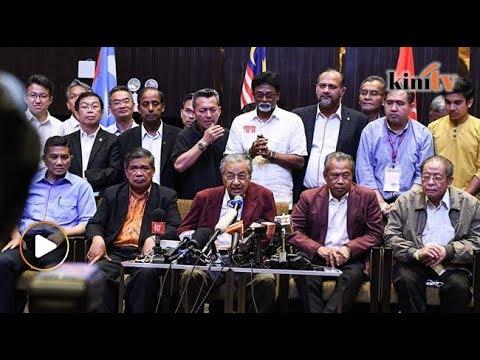 Sidang media HARAPAN tawan Putrajaya