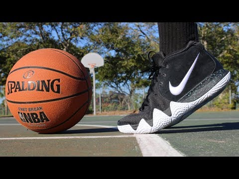 419d8e1f7d36 NIKE KYRIE 4 PERFORMANCE FIRST IMPRESSION! - YouTube