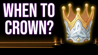 Why You Should SṪOP Saving Your Crowns