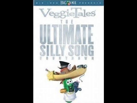 VeggieTales The Ultimate Silly Song Countdown 2001