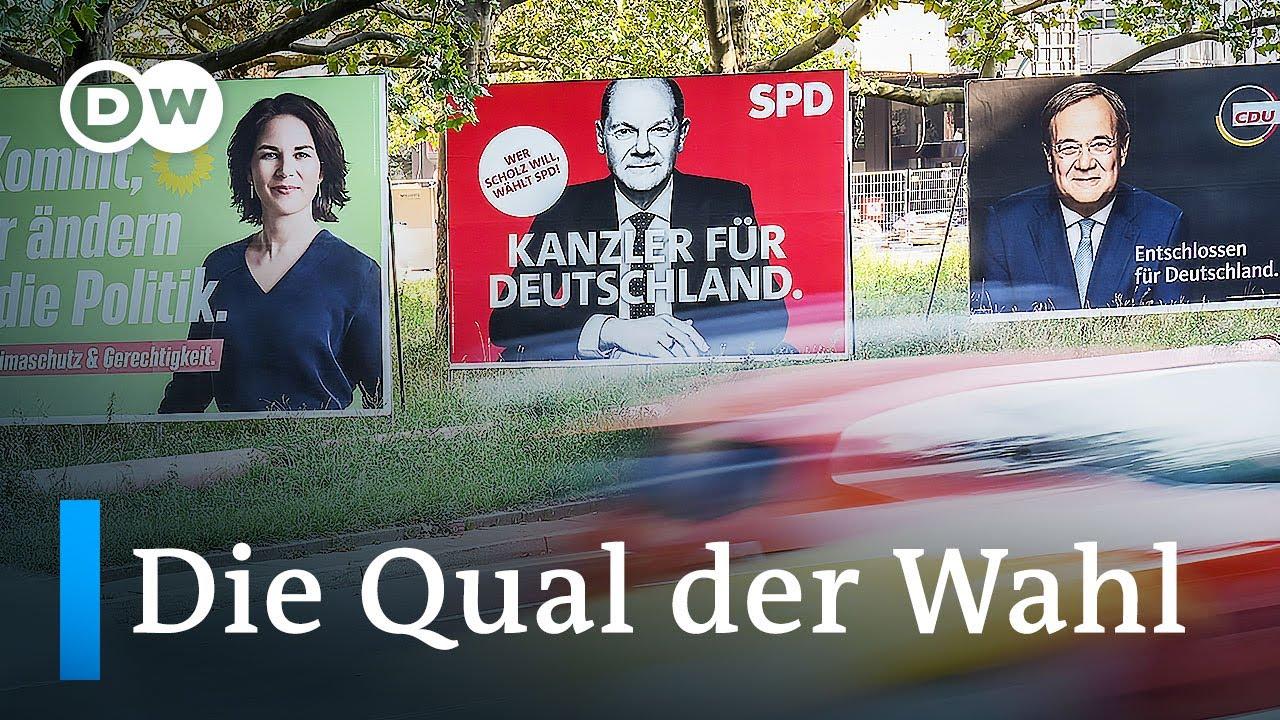 Bundestagswahl Wie man richtig taktisch whlt  DW Nachrichten