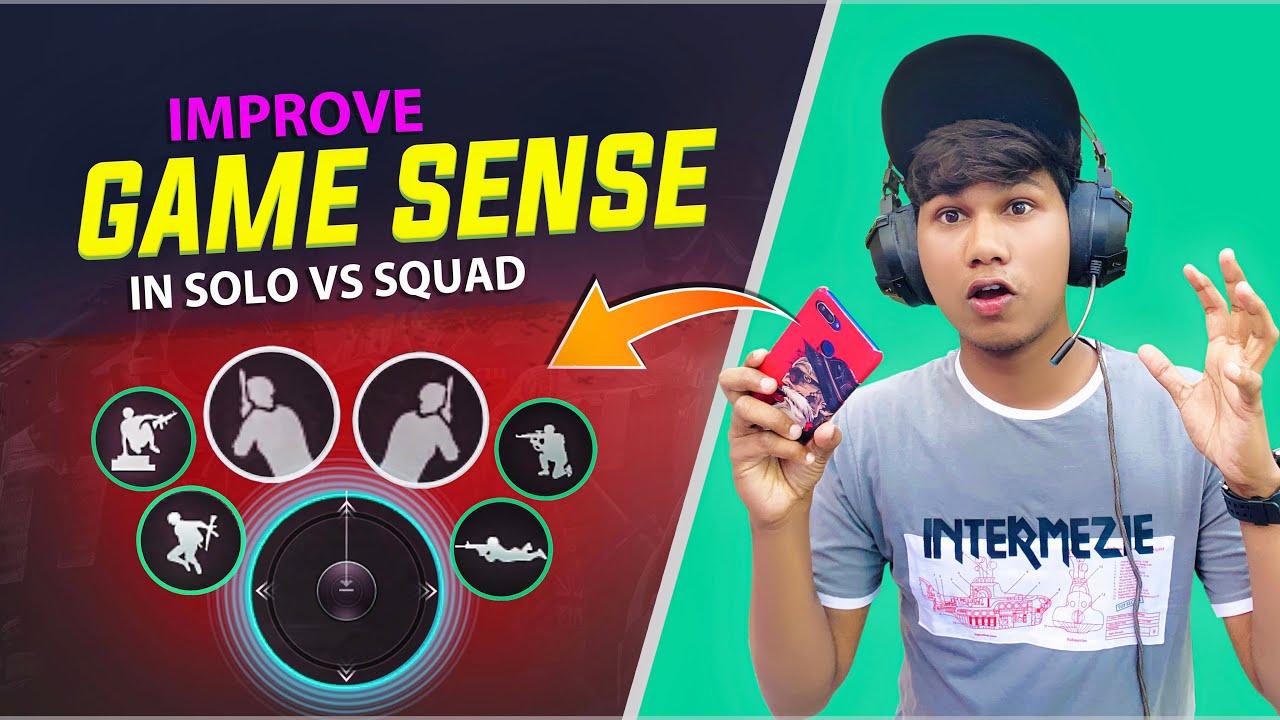🔥 100% Improve Game Sense + Close Range | 3 Solo Vs Squad Panic Situation Handle [ 2021 ]