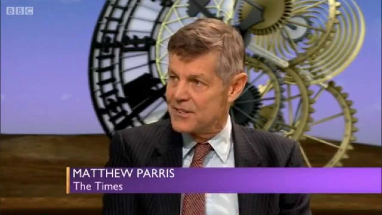 "Image result for ""matthew parris"" times newsnight"