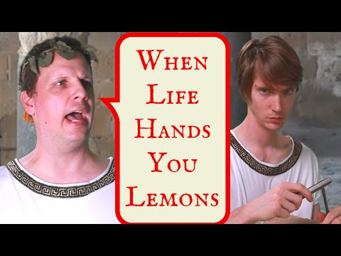 Mediocrates #18 - When Life Hands You Lemons