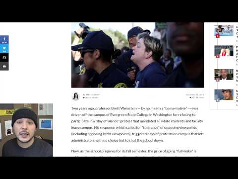 Evergreen College Is Collapsing, Enrollment down 70%