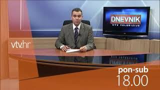VTV Dnevnik najava 7. siječnja 2019.
