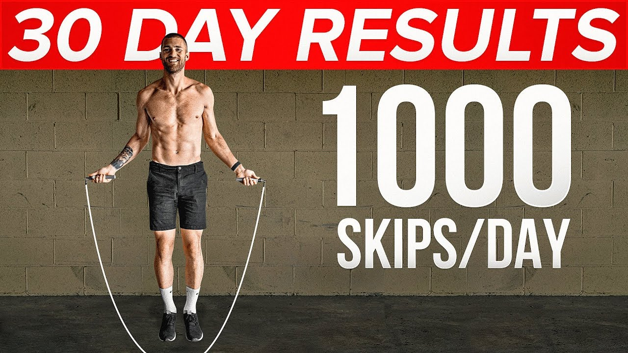 Jump Rope Dudes 1 000 Jump Rope Skips A Day For A Whole Month