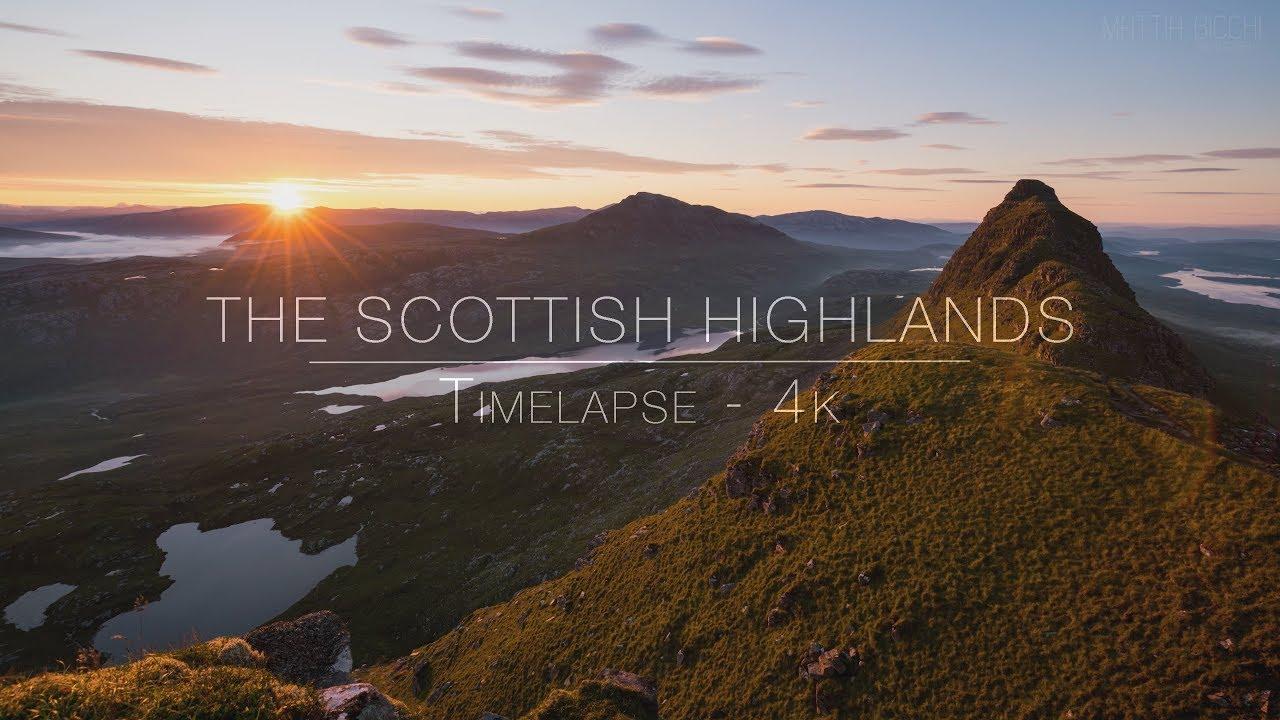 The Scottish Highlands: Stunning Scenes