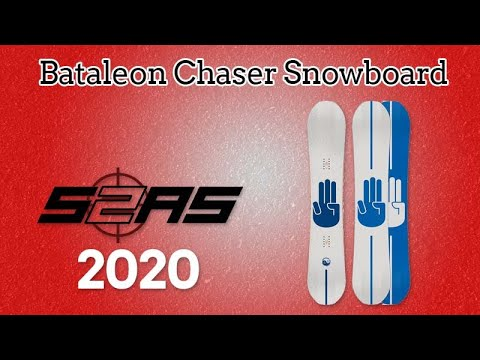 Bataleon Tabla de Snowboard 2020 Chaser