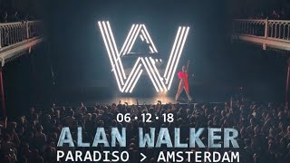 Gambar cover FULL SET Alan Walker At Paradiso Amsterdam #differentworldtour