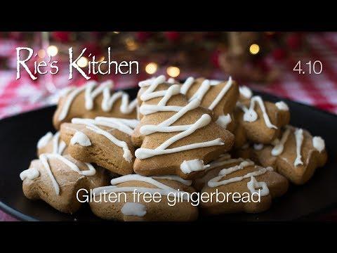 RiesKitchen 4.10: Gluten Free Gingerbread