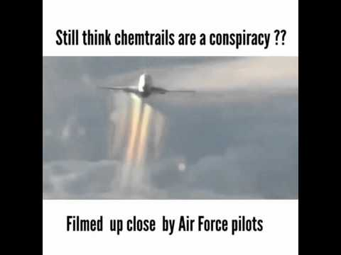 PROOF!! Chemtrails