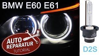 Xenonbrenner wechseln | Standlichtringe in LED Look BMW E60 | DIY Tutorial