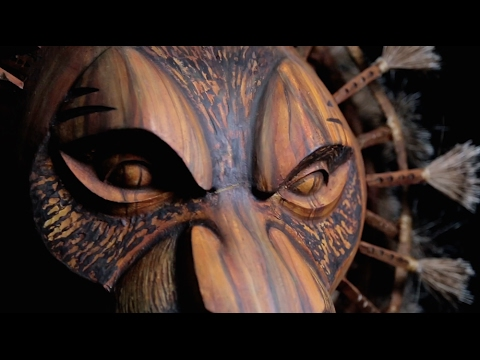 Stage Props: Mufasa's Mask