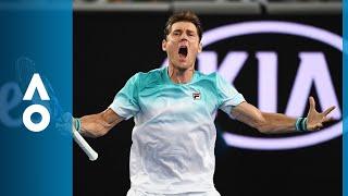 Matthew Ebden v John Isner match highlights (1R) | Australian Open 2018